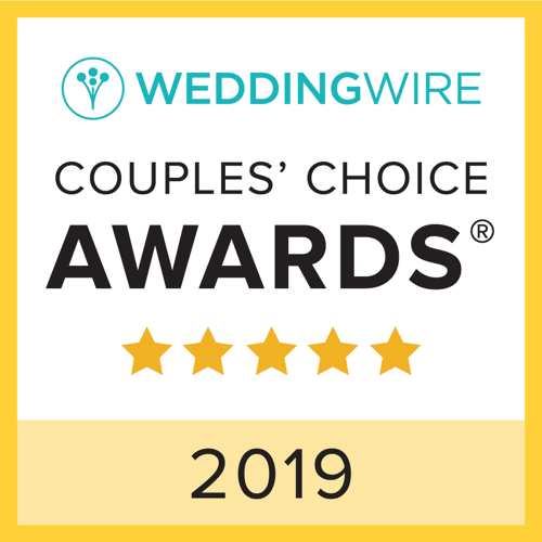 wedding wire couples choice 2019 logo