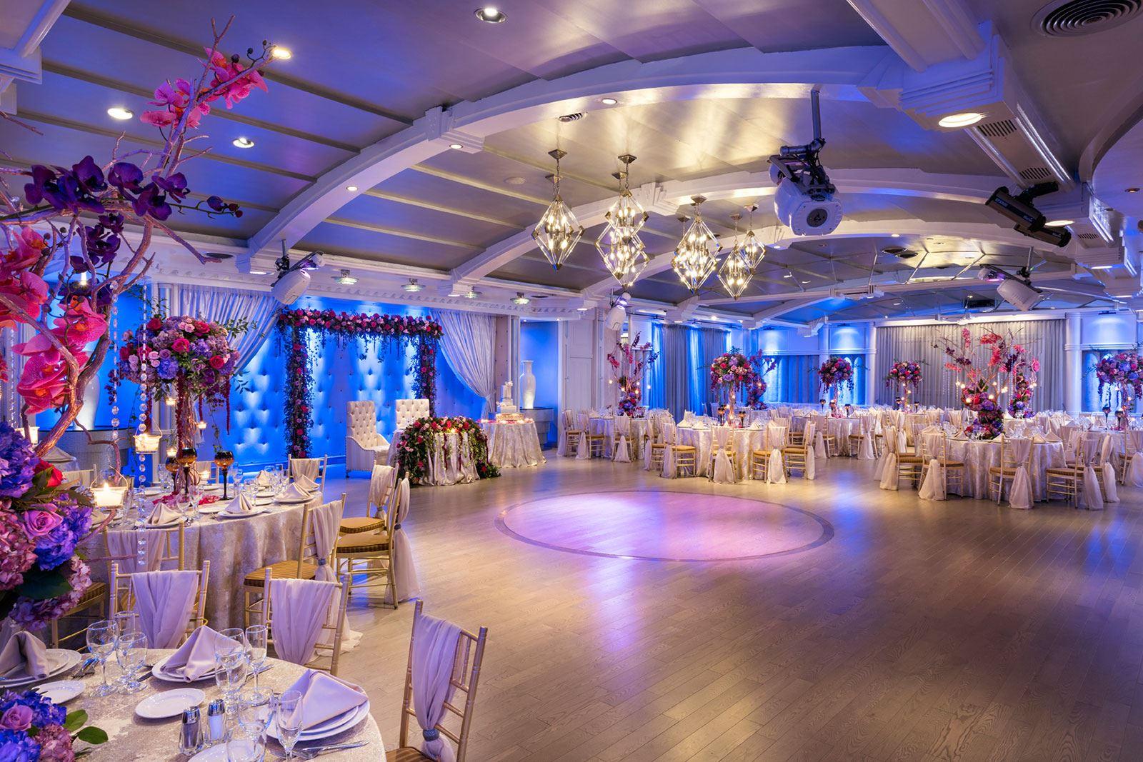 Normandy Ballroom Table Dance Floor