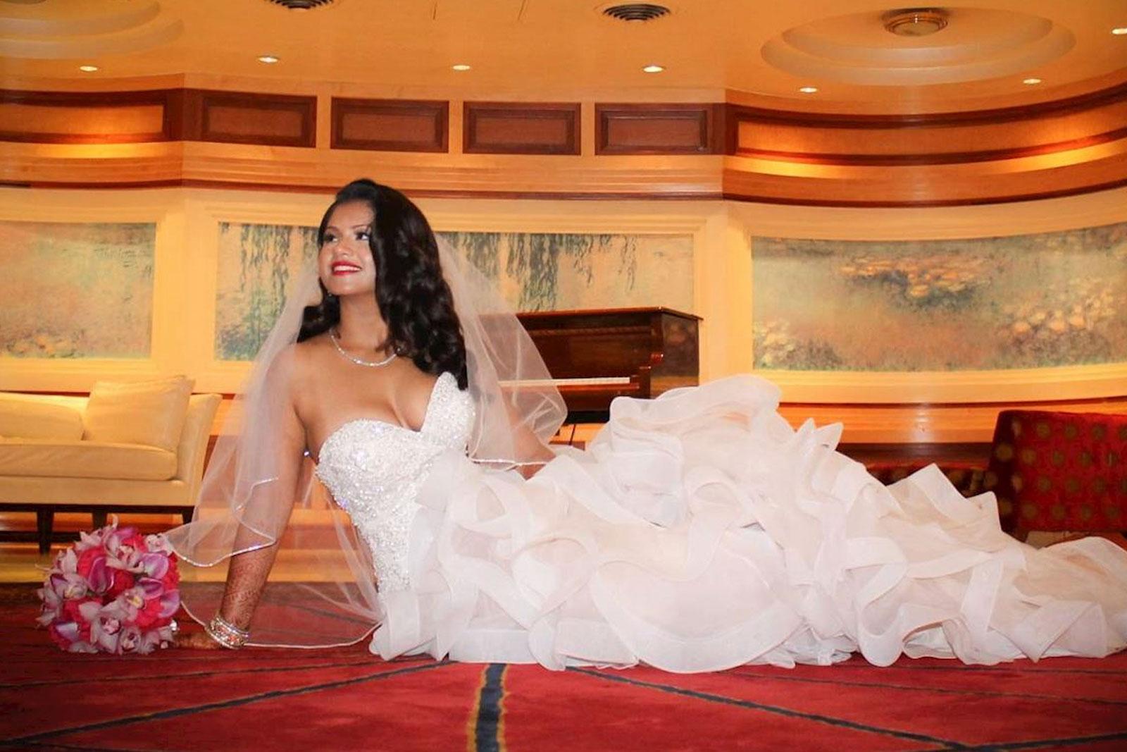 Chateau Briand Bride