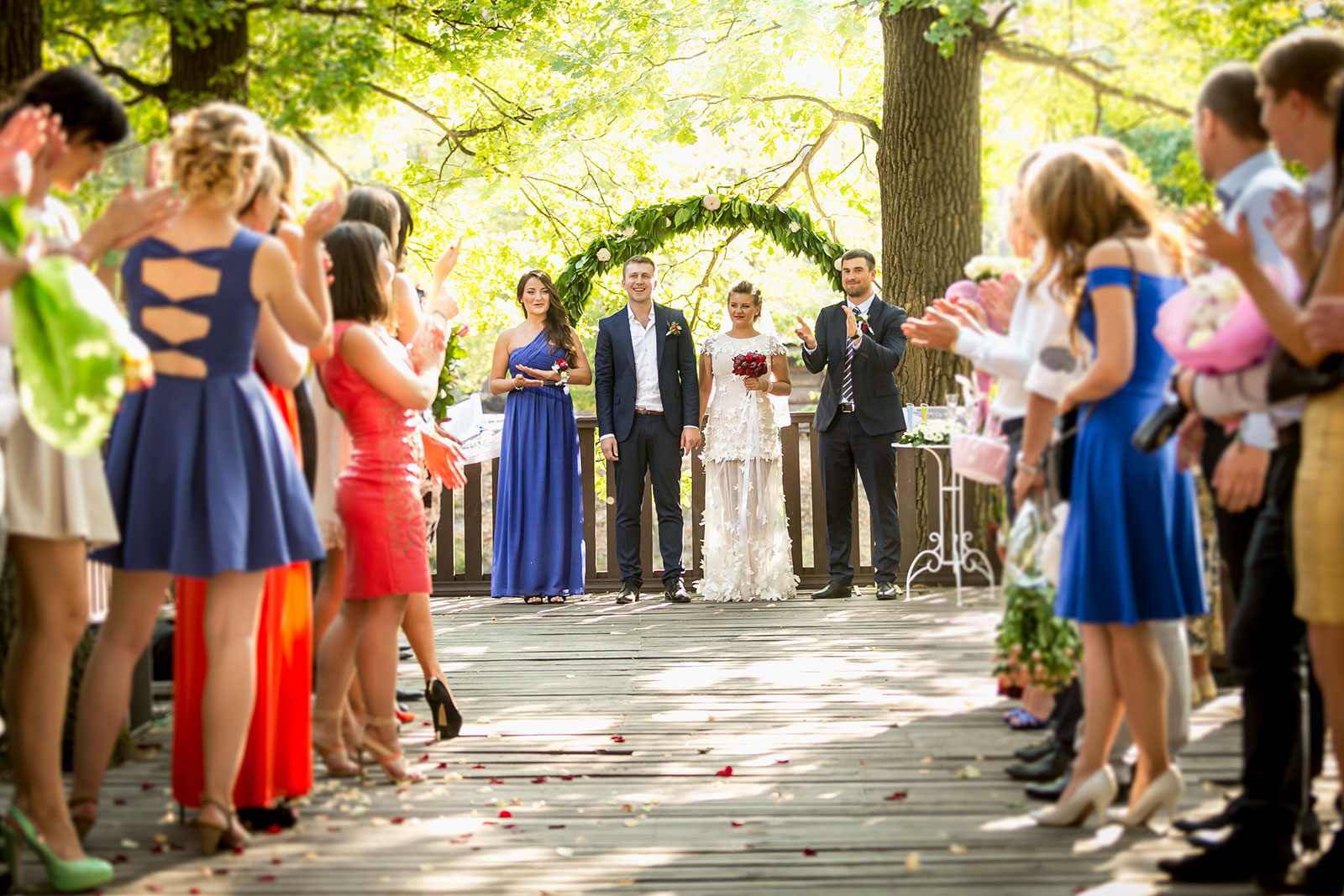 guests-at-outdoor-wedding