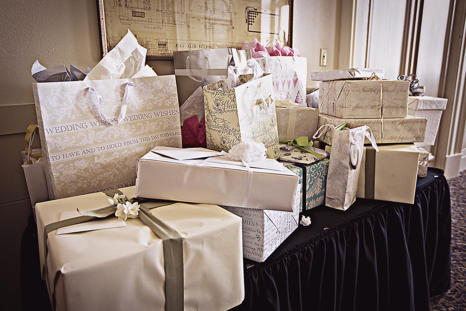 The Anatomy Of A Wedding Registry